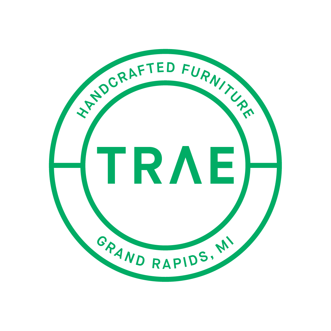 Trae Furniture Logo by Matt Hirsch